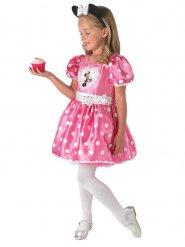 Minnie Maus™-Disney Kinderkostüm Lizenzartikel pink