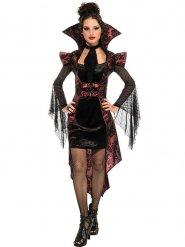 Gothic Vampir Kostüm Halloween Damen