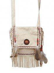 Indianer Tasche Beige