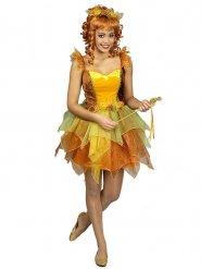Herbstliche Fee Kostüm Damen