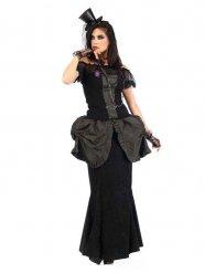 Viktorianisches Vampir-Kostüm für Damen