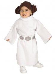 Prinzessin Leia™-Kostüm für Kleinkinder weiss-braun-silber