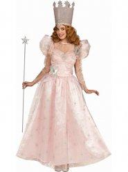 Wizard of Oz Glinda-Damenkostüm rosa-silber