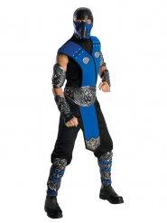 Superhelden-Kostüm Mortal Kombat Sub Zero™ schwarz-blau