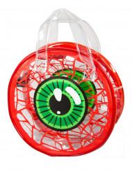 Transparente Augen Handtasche Kreepsville Halloween