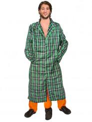 Originelles dreibeiniger Mann Kostüm für Erwachsene grün