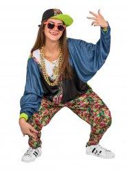 Hip-Hop Kostüm 80er Jahre Erwachsene