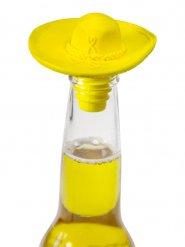 Sombrero Korken gelb 6x9cm
