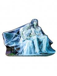 Halloween Gothic Brautpaar Dekoration