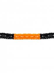 Girlande orange und schwarz Halloween