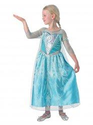 Disney™-Frozen Elsa-Kinderkostüm Lizenz-Verkleidung türkis