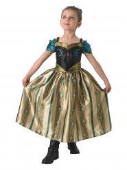 Anna Frozen™ Kostüm für Mädchen gold