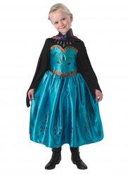 Elsa Frozen™ Kostüm für Kinder blau
