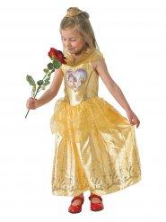 Belle™-Disney-Kostüm für Mädchen Lizenz gelb-gold