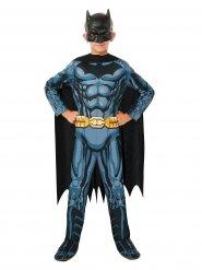 Batman™-Superheld Kinderkostüm DC Lizenzartikel blau-schwarz