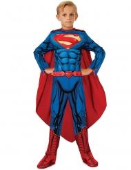 Superman™-DC Kinderkostüm Lizenzartikel blau-gelb-rot