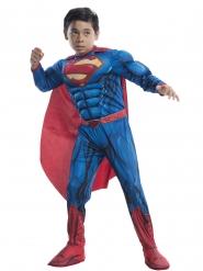 Superman™-Comic-Verkleidung für Kinder DC™-Lizenz blau-rot