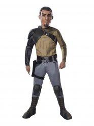 Star Wars™-Rebels Kanan Lizenzkostüm für Kinder grau-grün