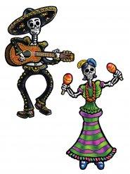 Dekoration Wanddekoration Dia de los Muertos