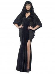 Gothic Kleid für Damen Plus Size