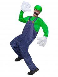Videospiel-Kostüm Retro für Herren grün