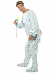 Baby-Kostüm für Erwachsene bunt