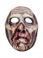 Blutige Zombie-Maske Halloween