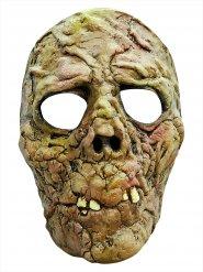 Verdorbene Leichenmaske Kostümzubehör für Halloween grün