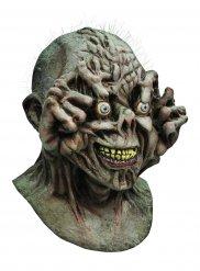 Graue Monster-Maske für Erwachsene Halloween