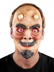 Teufel Maske grinsend Halloween
