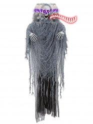 100cm animierte Skelett Dekoration Halloween