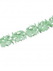 Deko Girlande 600x18cm grün