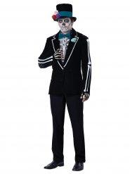 Kostüm Dia de los Muertos für Herren