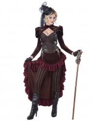 Sexy Kostüm Steampunk Damen