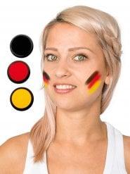 3-teiliges Deutschland Schminkset 60ml