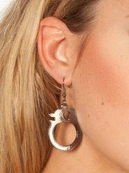 Ohrringe Handschellen Erwachsene
