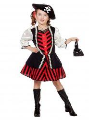 Piraten-Kapitän Kostüm Mädchen