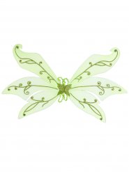 106x72cm Flügel grüne Fee