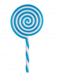 Schnuller blau Kunststoff 22,5 cm