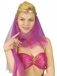 Bauchtänzerin Kostüm Juwel gold
