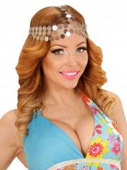 Stirnband Oriental Pailletten Damen