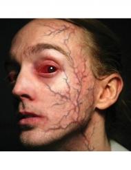 Tattoo sichtbare Adern für Erwachsen Halloween