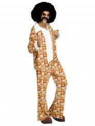 Kostüm King of Disco Herren