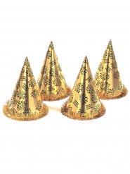 Hut gold Silvester