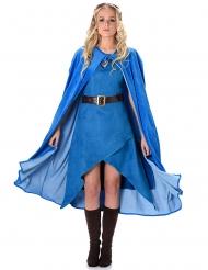 Mittelalterliches Krieger Kostüm Damen