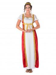Mittelalterliches Kleid Kostüm für Damen
