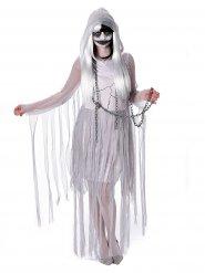 Geisterfrau Kostüm Halloween
