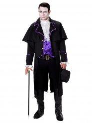 Vampir Kostüm im Gothic Style für Herren