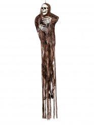 Leuchtende Skelett-Deko zum Aufhängen 120 cm Halloween