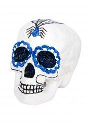 Totenkopf Dia de los Muertos Halloween 18 x 15 x 16 cm